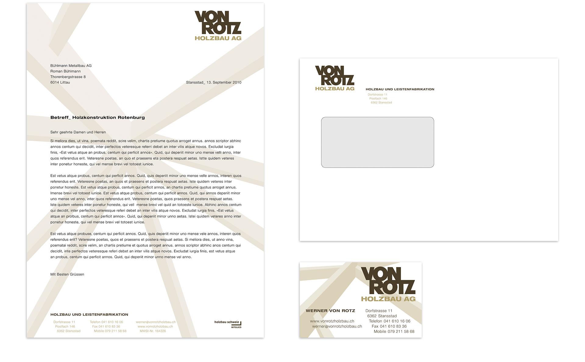 briefpapier, kuvert, visitenkarte